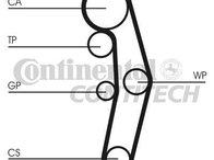 Kit distributie Audi A4 8E2 B6 1.9 TDI cod CT 1028 K3 CONTITECH