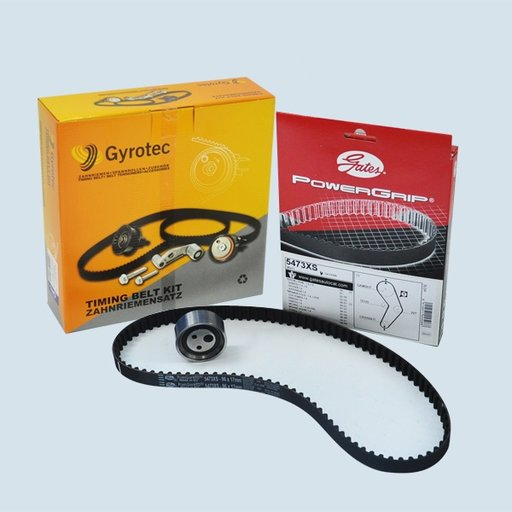 Kit distributie Gyrotec Dacia Logan Sandero Solenza SuperNova 1.4 1.6 curea rola
