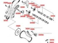 Kit distributie Hyundai Accent MC 1.5 Crdi ( 2006- ) (Original Hyundai)