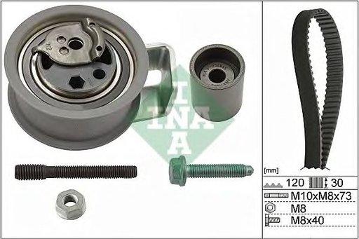Kit distributie INA sau Continental (Germania) VAGroup 1.9 TDI ani : 1995-2010 OEM : 038198119