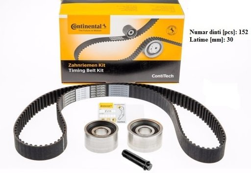 KIT DISTRIBUTIE IVECO DAILY II DAILY III , FIAT DUCATO , PEUGEOT BOXER OEM : 99456476
