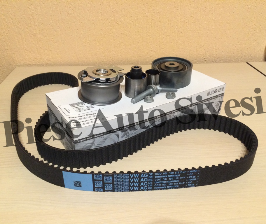 Kit distributie OE VW Passat 3C 2.0 TDI 2005-