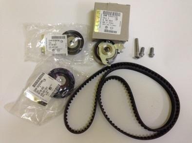 Kit distributie Opel Vectra B X16XEL Y16XE Z16XE original GM