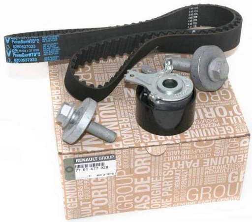 Kit distributie original 1.5 DCI Renault/Dacia 7701477028
