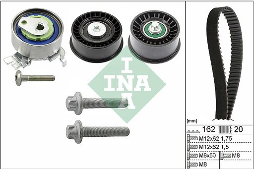 Kit distributie, producator INA 530044110