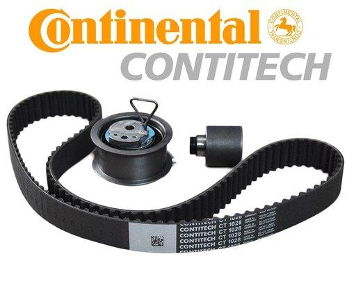 Kit distributie VW Caddy 3, 1.9TDI, Contitech CT1028K3