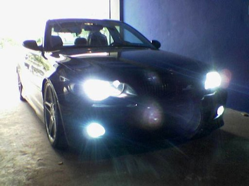 Kit Far BMW E46 Lupe Bixenon+Xenon Canbus+Inele An