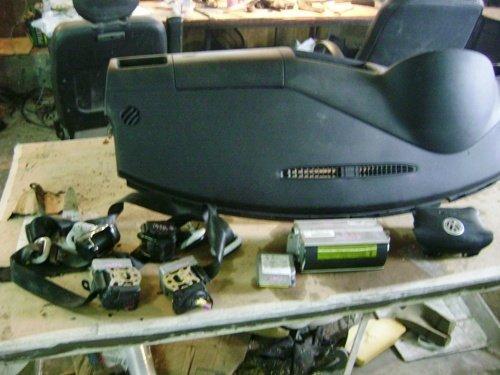Kit kit airbag Vw Golf IV Variant an 1999-2006 pla
