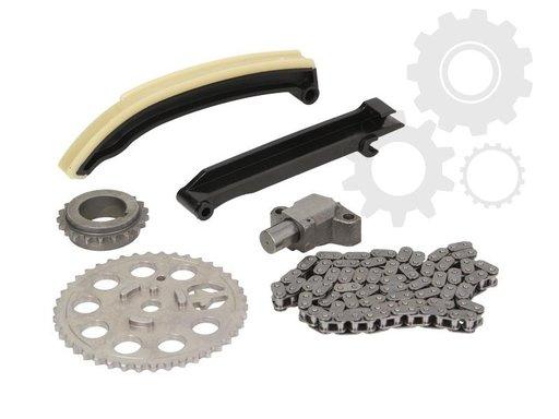 Kit lant distributie motor complet lant pinioane patine intinzator Mercedes / Renault / NISSAN / Volvo / MITSU