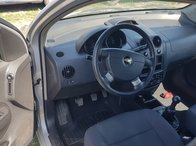 Kit plansa bord + airbag-uri + centuri Chevrolet Aveo 2006