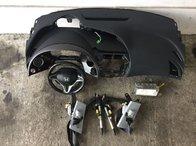 Kit plansa bord+airbag uri+ centuri si volan pentru honda civic