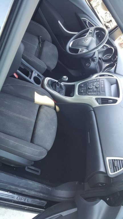 Kit plansa bord Opel Astra J 2012