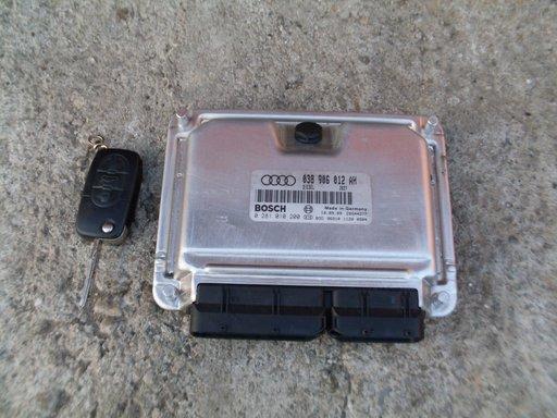 Kit pornire calculator ECU Audi A4 1.9 TDi