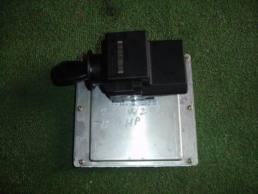 Kit pornire complet mercedes c class w203 an 2002