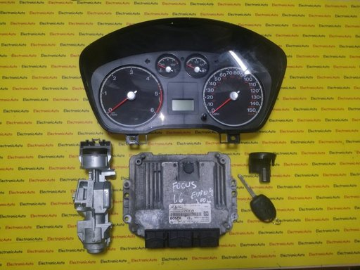 Kit pornire Ford Focus 1.6TDCI 7M5112A650UA, 0281012487