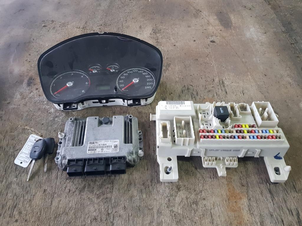 Kit Pornire Ford Focus 2 16tdci 0281012487 5m51 12a650 Ua Wiring Harness Kits 0281012