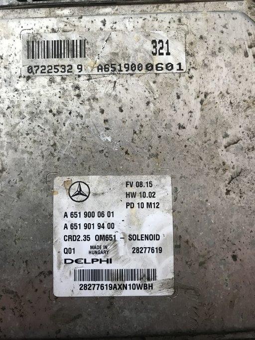Kit pornire Mercedes Sprinter EURO5 cod A6519000601 A6519019400 CRD 2.35