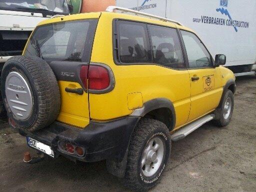 Kit pornire - Nissan Terrano II 2003 2.7 TDI