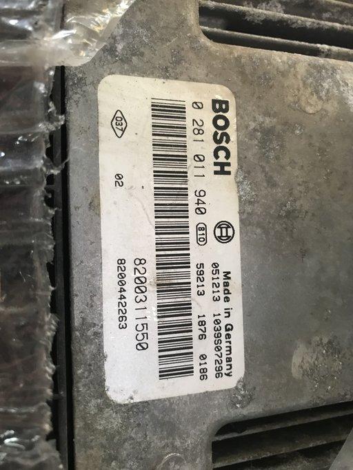 Kit pornire Renault Master 2.5 dci cod 0281011940 8200311550