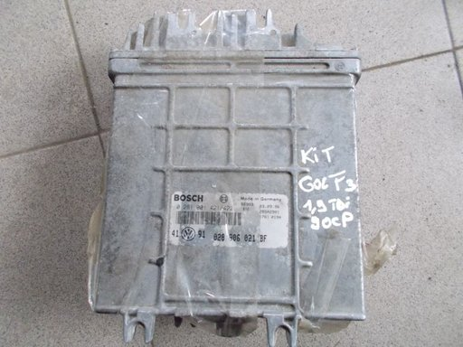 KIT PORNIRE VW GOLF 3 1,9 TDI 90CP AHU