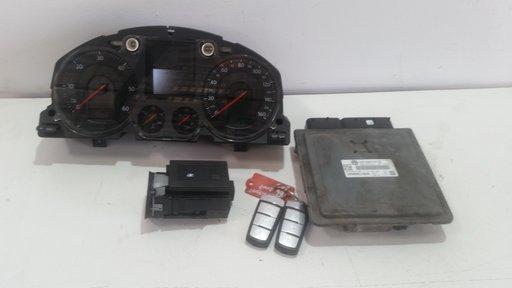 Kit pornire VW Passat B6 S TDI Automat 2007 2.0 Diesel
