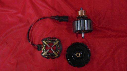 Kit reparatie pompa servodirectie Clio 1.5
