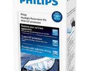 Kit restaurare faruri Philips, 100 g HRK00XM.AT