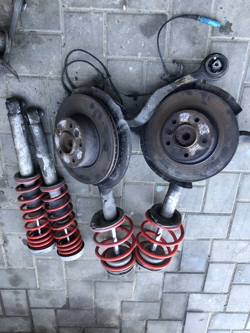 Kit suspensie sport bmw e60 originala