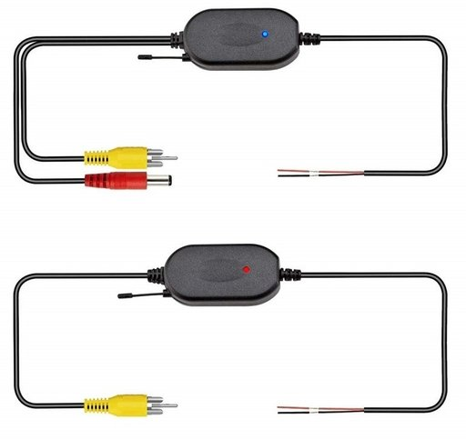 Kit wireless 2.4G pentru camera marsarier 12V PZ01W Volkswagen