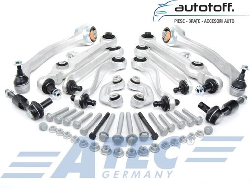 Kituri brate AUDI/ VW - A4 B5, A6 4B C5, VW Passat 3B HD-version