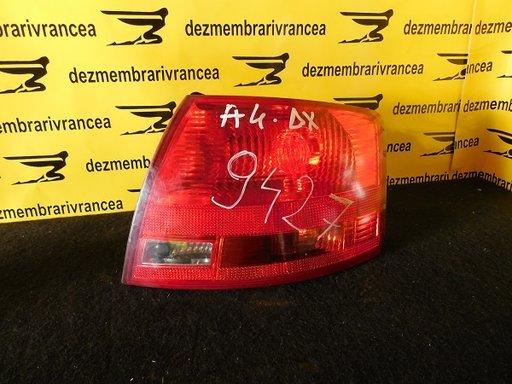 Lampa dreapta Audi A4 Breack An 2003