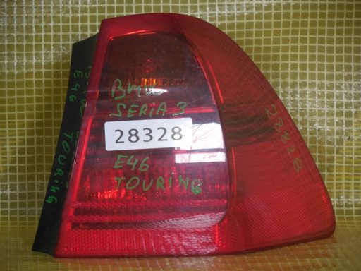 Lampa dreapta BMW Seria 3 Touring, E46, An 2005