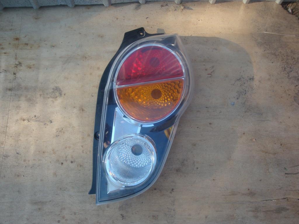 Lampa dreapta Chevrolet Spark 2010-2011