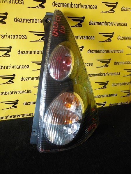 Lampa dreapta Citroen C1 An 2006-2010