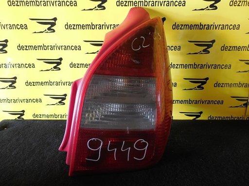 Lampa dreapta Citroen C2 An 2003