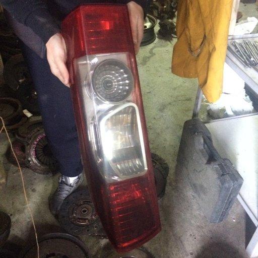 Lampa dreapta fiat ducato 2.2jtd, 88kw/120cp, 2006