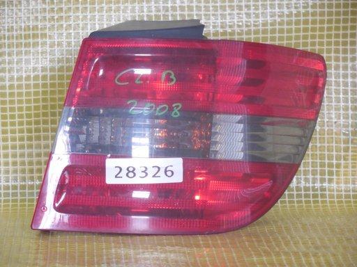 Lampa dreapta Mercedes B-Class, An 2008
