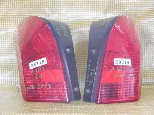Lampa dreapta Peugeot 308, SW, An 2008-2013