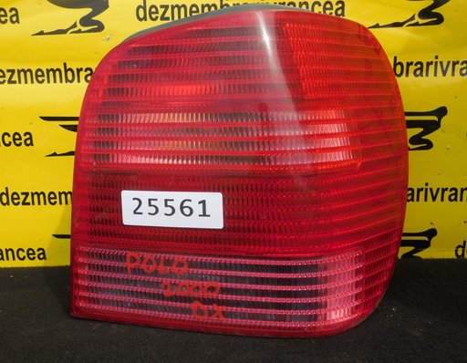 Lampa dreapta VW POLO AN 2000