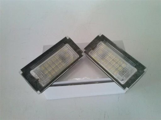 Lampa LED numar Mini Cooper (R50/R52/R53)