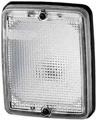 Lampa mers inapoi MERCEDES-BENZ TOURINO (O 510) HELLA 2ZR 003 236-311