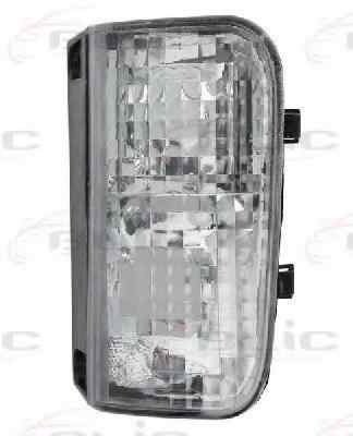 Lampa mers inapoi RENAULT TRAFIC II bus (JL) BLIC 5402-09-065204P