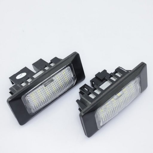 Lampa numar led Audi Q5, A4, A5, S5, RS5, A6, A7, TT, TTRS