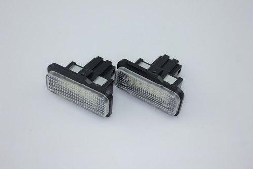 Lampa numar led MERCEDES-BENZ C W203, W211, W219, R171