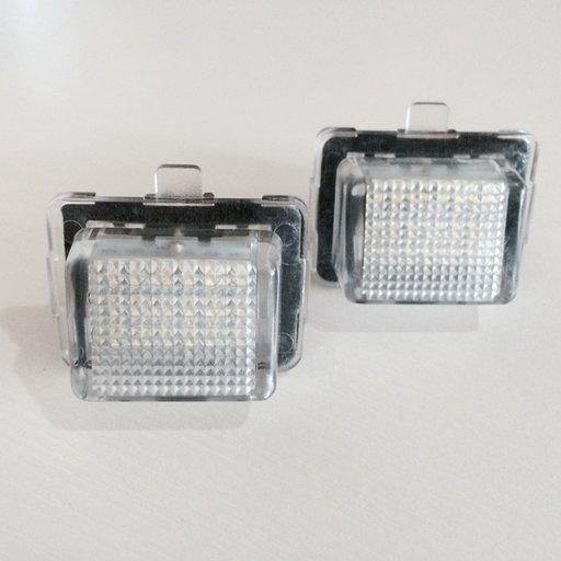 Lampa numar led MERCEDES BENZ W204, W207, W212, W216, W218, W221,W231,