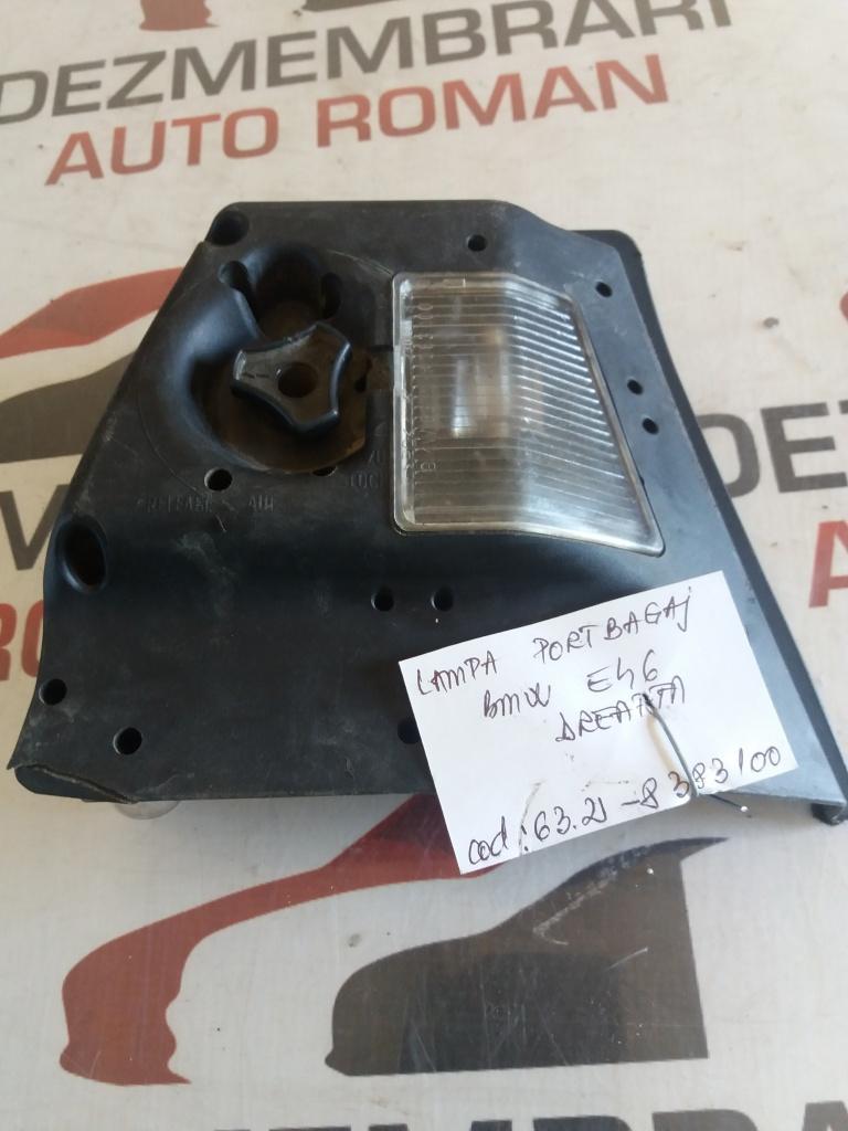 Lampa portbagaj dreapta BMW E46 cod : 63.21-8383100