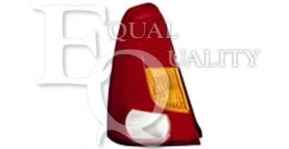 Lampa spate DACIA LOGAN (LS_) - EQUAL QUALITY GP0427