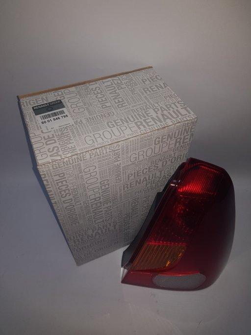 Lampa spate dreapta Dacia Logan (GALBEN) 2004 - 2009 original - 6001546795