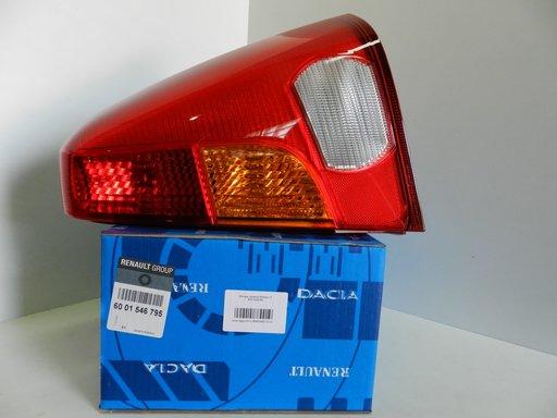 Lampa spate dreapta Originala Dacia Logan (semnali