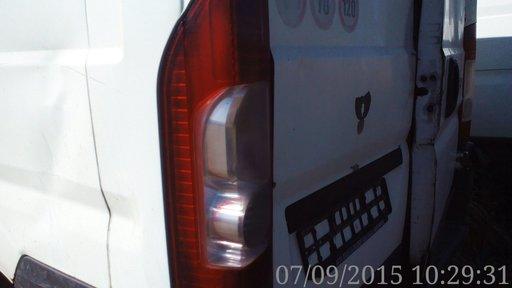 Lampa spate fiat ducato 2.3jtd, 88kw/120cp, 2006-202, cod motor F1AE0481D